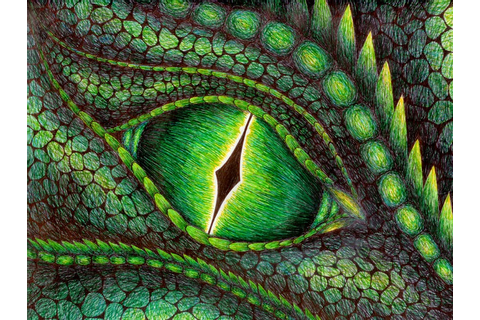 Lisa B. Art and Creations: April Update: Dragon Eyes and ...