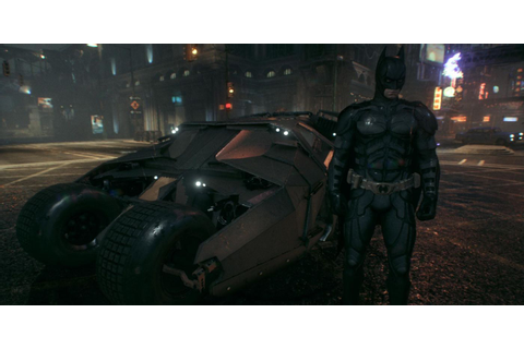 A Batman Game Based On Nolan's Dark Knight Trilogy Almost ...