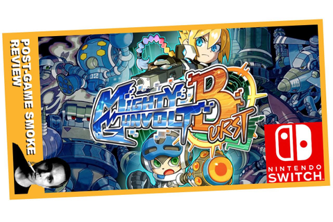 Mighty Gunvolt Burst, the 2nd best game on the Nintendo ...