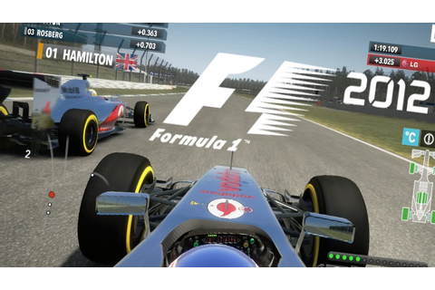 F1 2012 - The BEST Formula 1 Game - YouTube