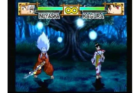 Inuyasha A Feudal Fairy Tale (Playstation) Game Play - YouTube