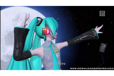 Hatsune Miku Project DIVA Dreamy Theater Extend PSN ...