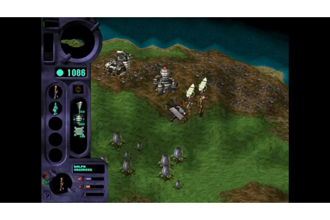 DOS Game: Genewars - YouTube