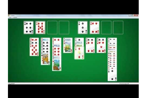 Solution for Microsoft FreeCell Solitaire – Game #31465 ...