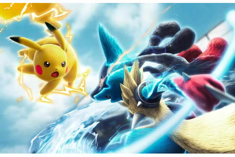 Pokkén Tournament is The Pokémon Game I Always Wanted