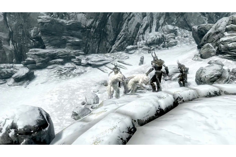 Skyrim - 2 Draugr Death Overlords And Draugr Deathlord VS ...