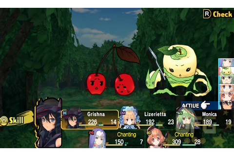 Game Review Blogs: Dungeon Travelers 2 PS VITA