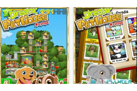 Dream PetHouse: Neues Mobile Game von Zynga gestartet