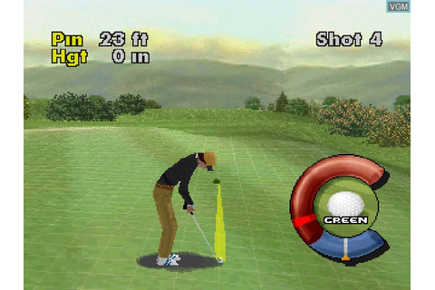 Actua Golf on Qwant Games