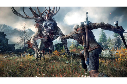 The Witcher 3: Wild Hunt - Debut Gameplay Trailer - YouTube