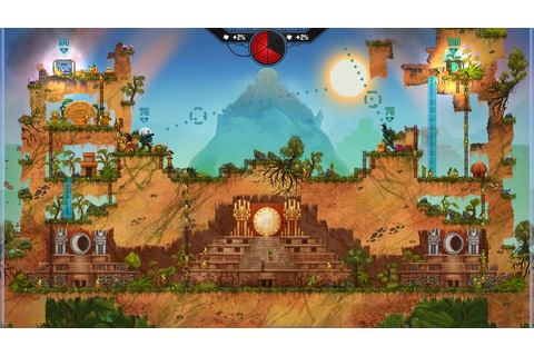 Mayan Death Robots for Xbox One lets you annihilate angry ...