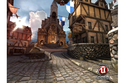 Epic Citadel Screenshots for iPad - MobyGames