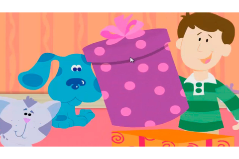 BLUE'S CLUES - Blue's Clues What's in the Box - New Blue's ...