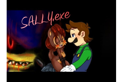 Sally.EXE - The Game by MY5TCrimson (@MY5TCrimson) on Game ...