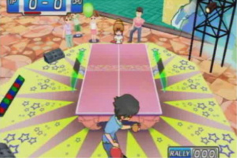 Family Table Tennis (WiiWare) News, Reviews, Trailer ...