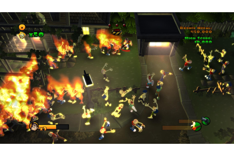 Download Burn Zombie Burn! Full PC Game