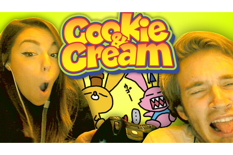 BEST CO-OP GAME EVER! - The Adventures of Cookie & Cream ...