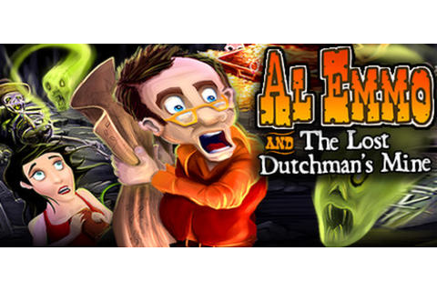 Al Emmo and the Lost Dutchman's Mine on Steam