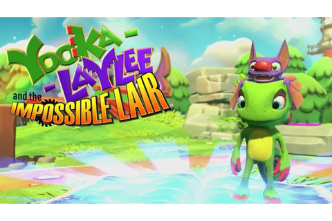 Yooka-Laylee and the Impossible Lair trailer reveal ...