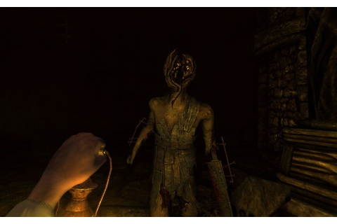 "10 Terrifying Horror Games Like ""Amnesia"" to Haunt You for ..."