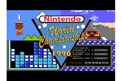 Nintendo World Championships 1990 - Gameplay, Secrets, and ...