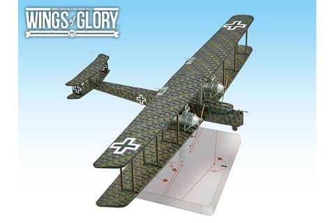Wings of Glory World War 1: Zeppelin Staaken R.VI: (Schilling)