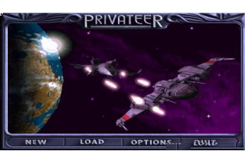 Wing Commander: Privateer gameplay (PC Game, 1993) - YouTube
