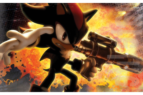 Shadow The Hedgehog | Shadow The Hedgehog | Pinterest ...