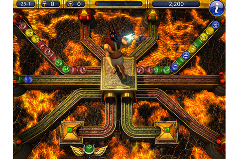 Luxor 2 HD | GameHouse