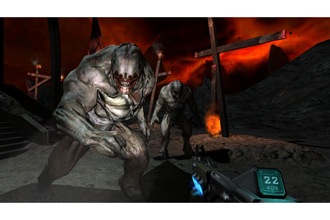 Doom 3 BFG Edition is now playable on Xbox One - Rely on ...