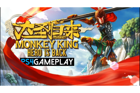 Monkey King: Hero is Back Gameplay (PS4 HD) - YouTube