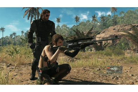 Metal Gear Solid V: The Phantom Pain - PC - Buy it at Nuuvem