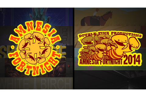 Amnesia Fortnight Bundle - The Double Fine Video Library