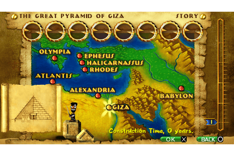 7 Wonders of the Ancient World Screenshots for PSP - MobyGames