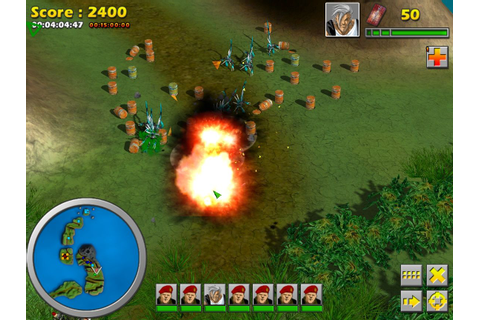 The Gladiators: Galactic Circus Games Download - Old Games ...