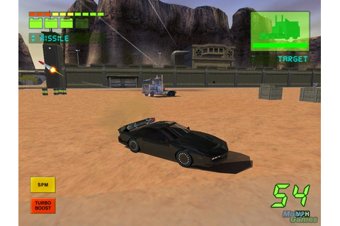 Download Knight Rider 2 PC Full Game - Download Games ...