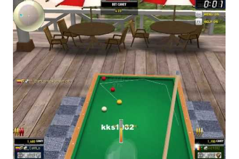 Carom 3D Game Play - YouTube