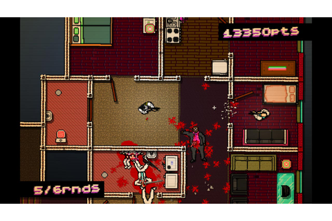 Hotline Miami [Review]