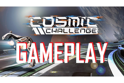 Cosmic Challenge: The best free online spaceship race game ...