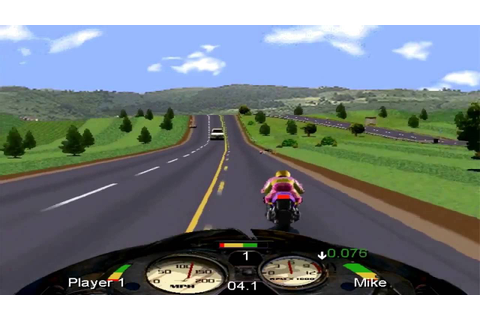 Road Rash game download - YouTube