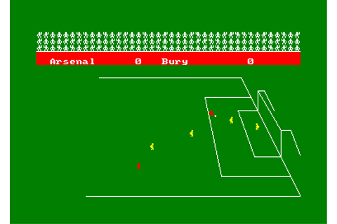 Football Manager | Amstrad CPC