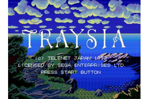 Traysia/Walkthrough — StrategyWiki, the video game ...