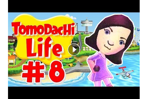 Tomodachi Life - Sunny Summer Love - Part 8