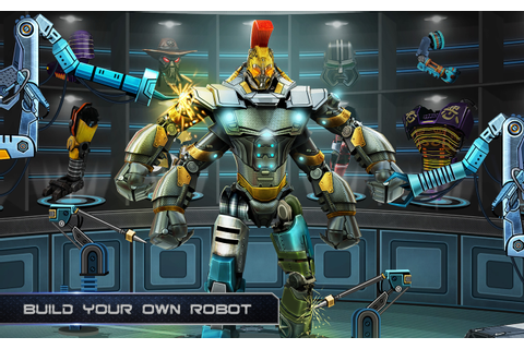Amazon.com: Real Steel HD: Appstore for Android