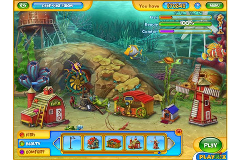Download Fishdom 2 Game | Shark Games