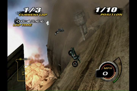 Nitrobike (Wii) News, Reviews, Trailer & Screenshots