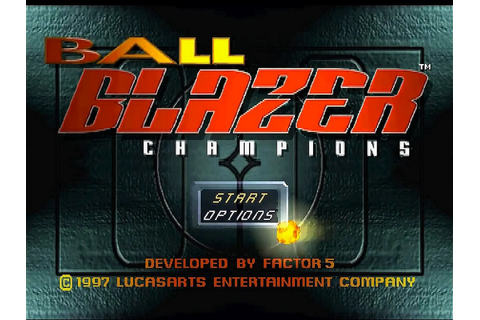 Ballblazer Champions Download Game | GameFabrique