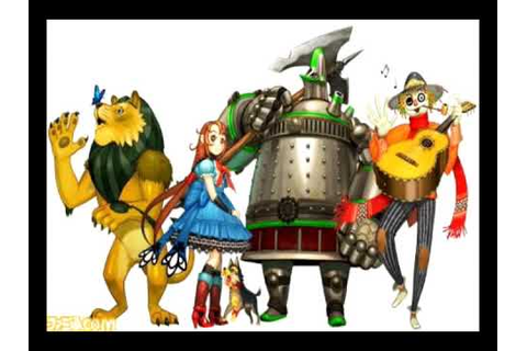 Wizard of Oz: Beyond the Yellow Brick Road - lyrical songs ...