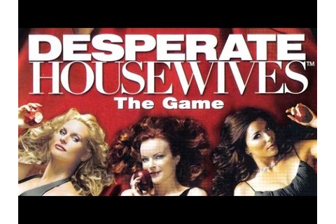 Desperate Housewives - PSYCHO OLD B*TCH #18 (The Game ...