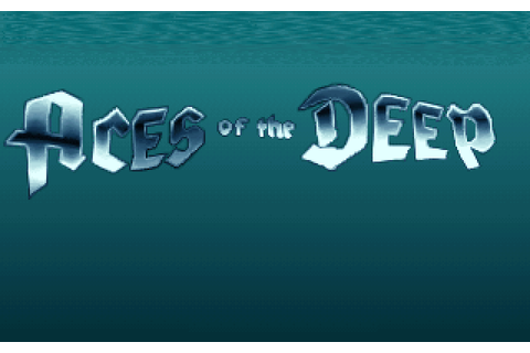 Aces of the Deep (1994) by Dynamix MS-DOS game
